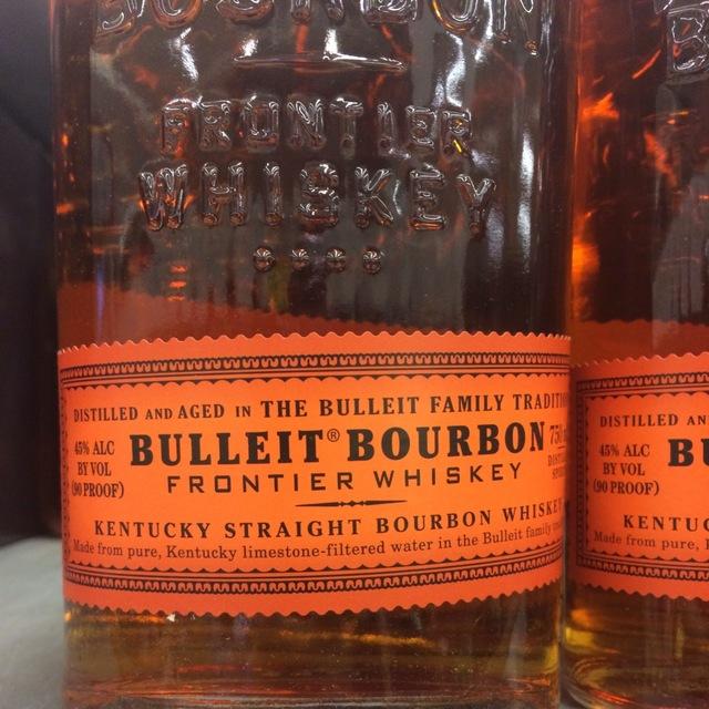 Frontier Kentucky Straight Bourbon Whiskey NV