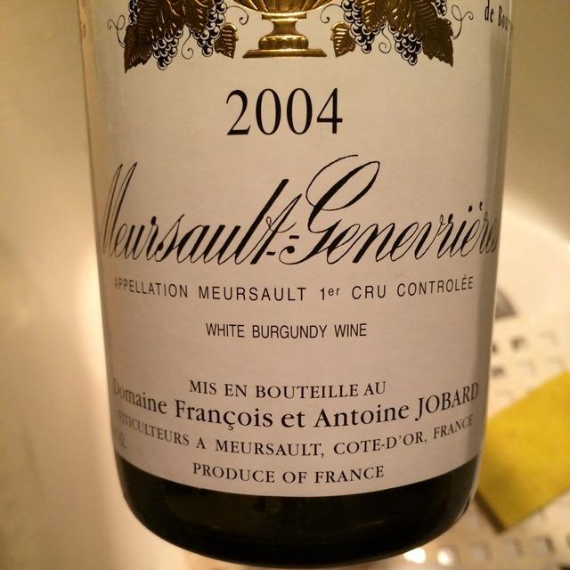 Les Poruzots Meursault 1er Cru Chardonnay 2013