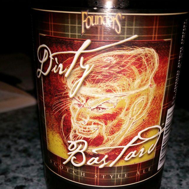 Dirty Bastard Scotch Style Ale NV