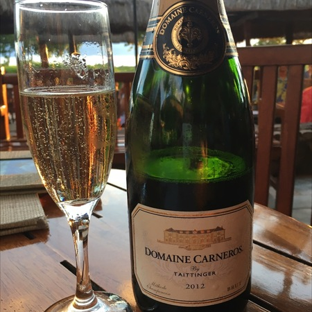 Domaine Carneros (Taittinger) Brut Carneros Sparkling Wine 2012