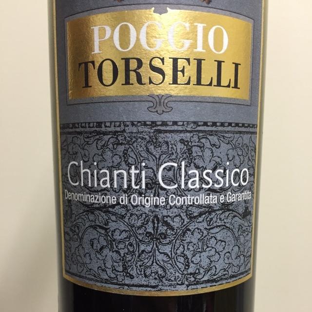 Chianti Classico Sangiovese Blend 2011