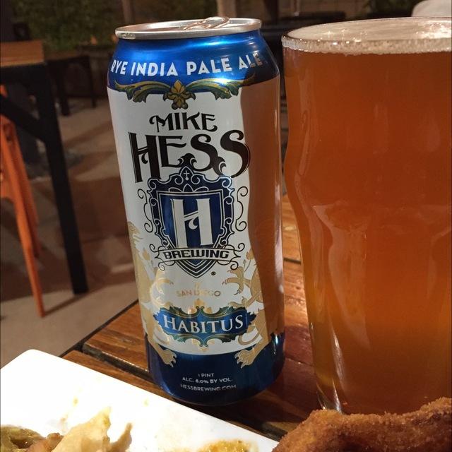 Mike Hess Habitus Rye India Pale Ale NV