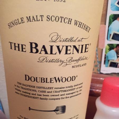 The Balvenie Distillery DoubleWood Single Malt Scotch Whisky NV