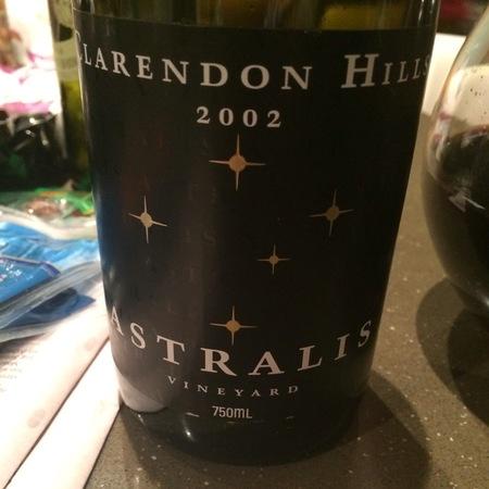 Clarendon Hills Astralis Syrah 2002