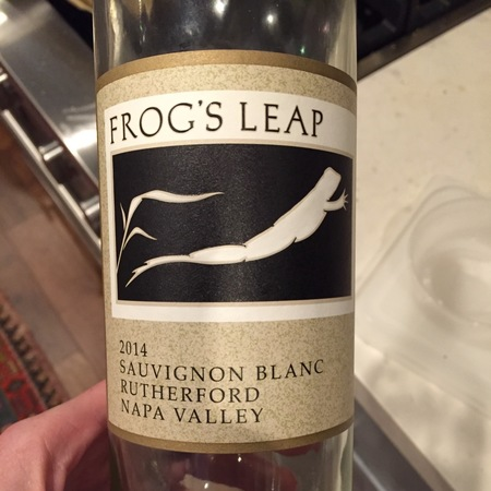 Frog's Leap Rutherford Merlot 2014