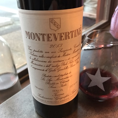 Montevertine Rosso di Toscana Sangiovese Blend 2014