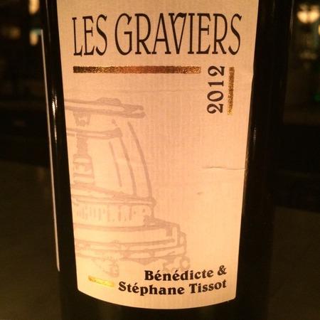 Bénédicte & Stéphane Tissot Les Graviers Arbois Chardonnay 2015