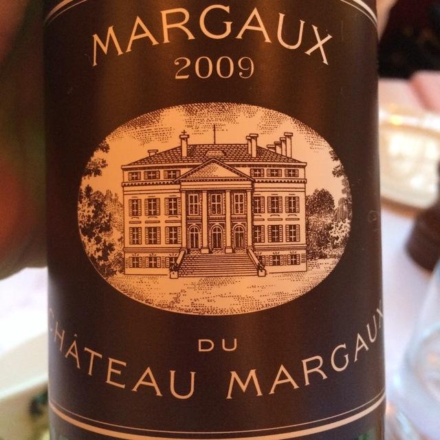 Margaux Du Chateau Margaux Red Bordeaux Blend 1984