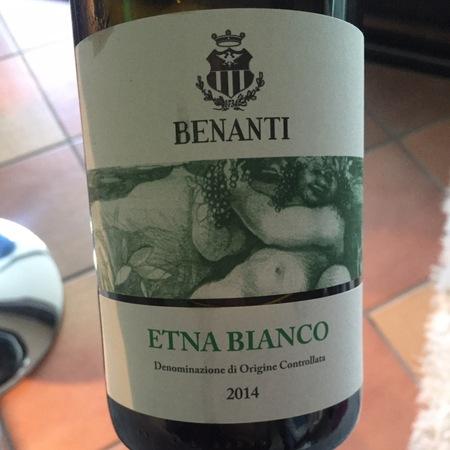 Benanti Etna Bianco 2015