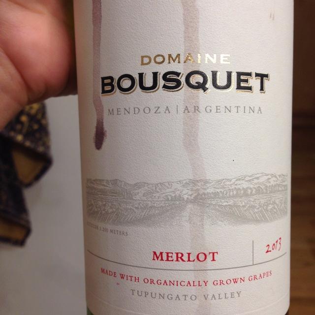 Mendoza Merlot NV