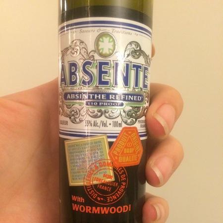 Distilleries et Domaines de Provence Absente absinthe NV