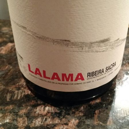 Dominio do Bibei Lalama Ribeira Sacra Red Blend 2011