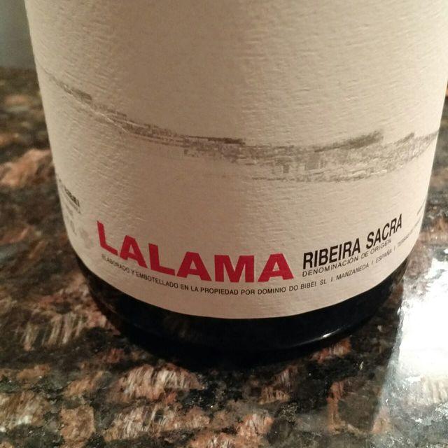 Lalama Ribeira Sacra Red Blend 2011