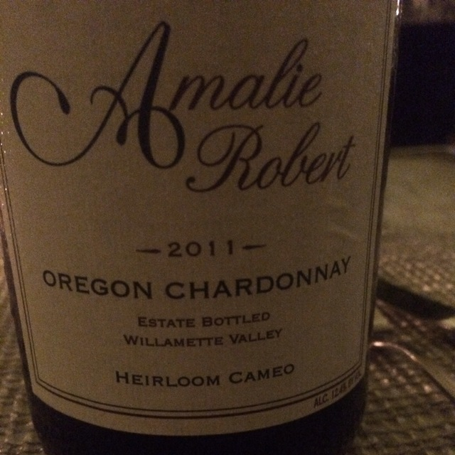 Heirloom Cameo Willamette Valley Chardonnay 2012