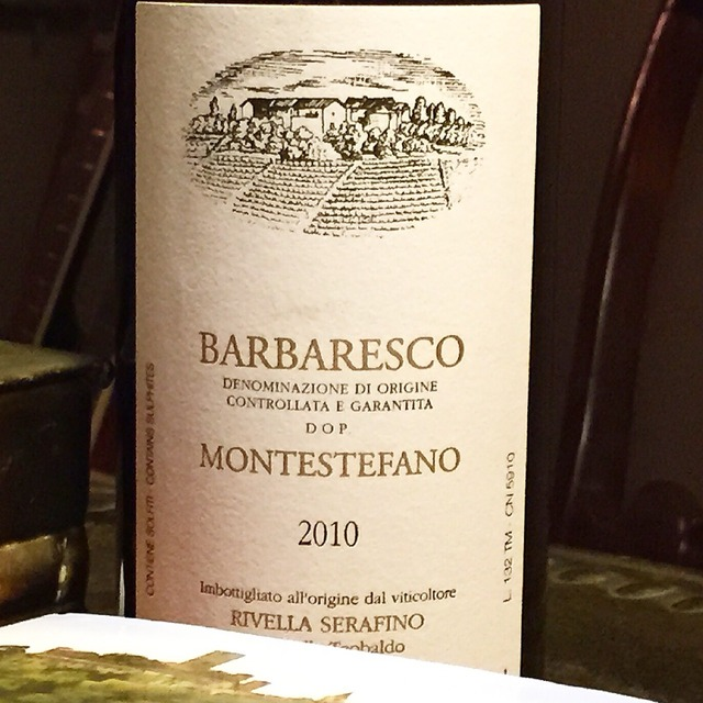 Montestefano Barbaresco Nebbiolo 2010