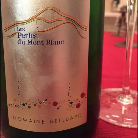 Domaine Belluard Les Perles du Mont Blanc Gringet NV