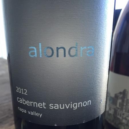 Skylark Wine Company Alondra Napa Valley Cabernet Sauvignon 2012
