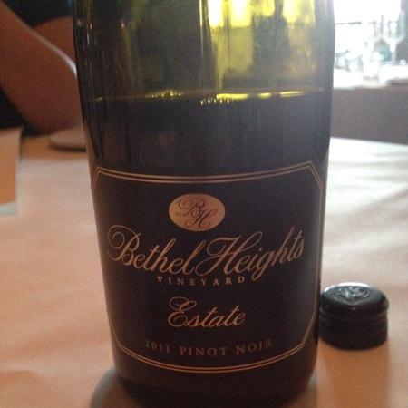 Bethel Heights Estate Pinot Noir 2014 (375ml)