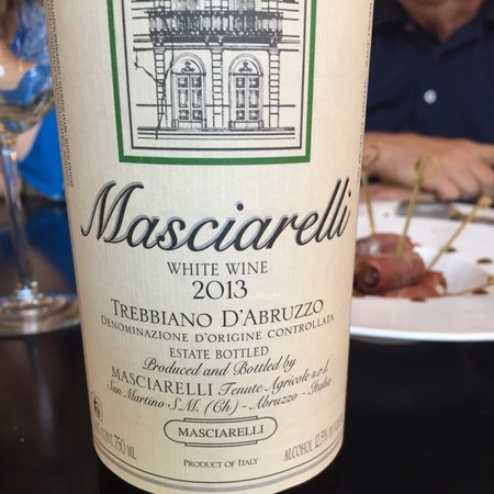 Masciarelli Trebbiano d'Abruzzo  2016