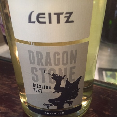 Weingut Josef Leitz Dragonstone Sekt Riesling 2014