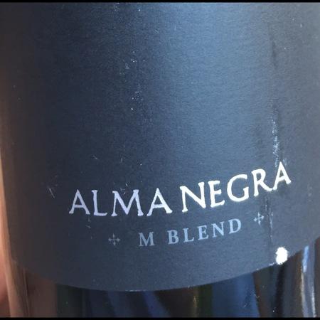 Alma Negra M Blend Mendoza Red Blend 2013