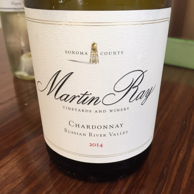 Russian River Valley Chardonnay 2014