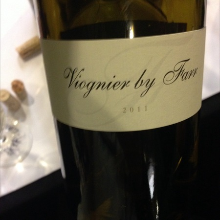 By Farr Viognier 2014