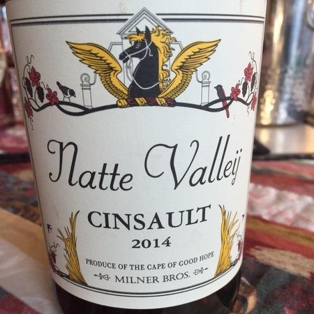 Cape of Good Hope Wine Co Natte Valleij Cinsault 2015
