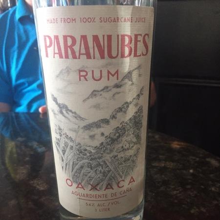 Paranubes Oaxaca Rum NV (1000ml)