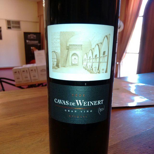Cavas de Weinert Gran Vino Mendoza Red Bordeaux Blend 2006