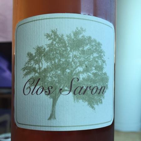 Clos Saron Carte Blanche Sierra Foothills White Blend NV