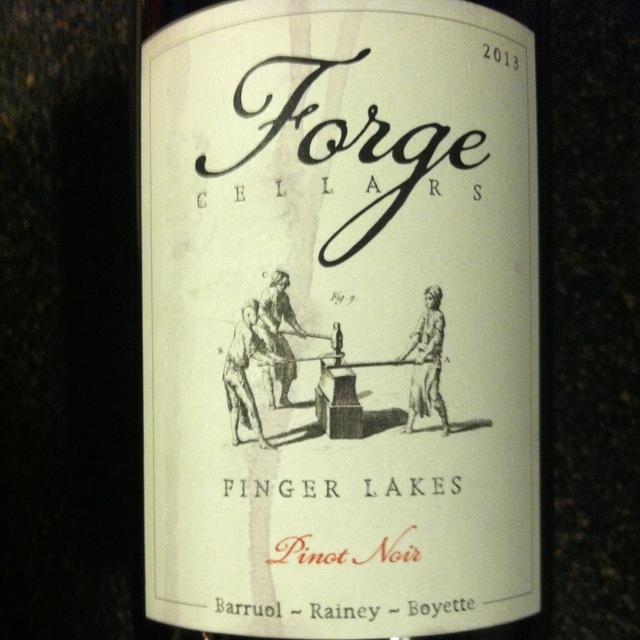 Finger Lakes Pinot Noir 2013