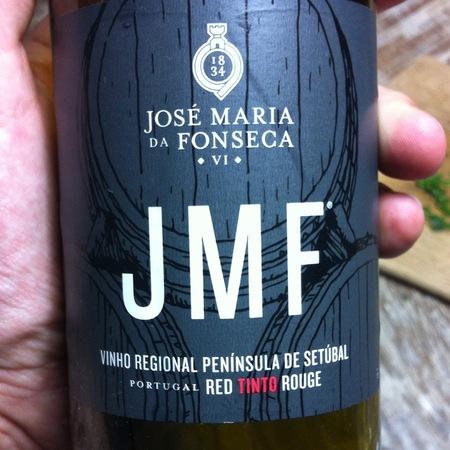 José Maria da Fonseca JMF Tinto Península de Setúbal Aragonez Castelão NV