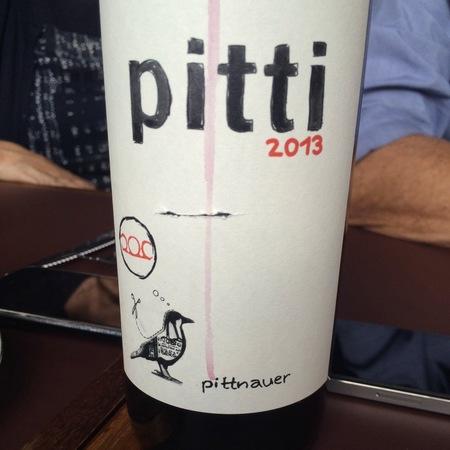 Brigitte & Gerhard Pittnauer Pitti Red Blend 2016