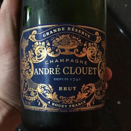 André Clouet Grande Réserve Brut Champagne Blend NV