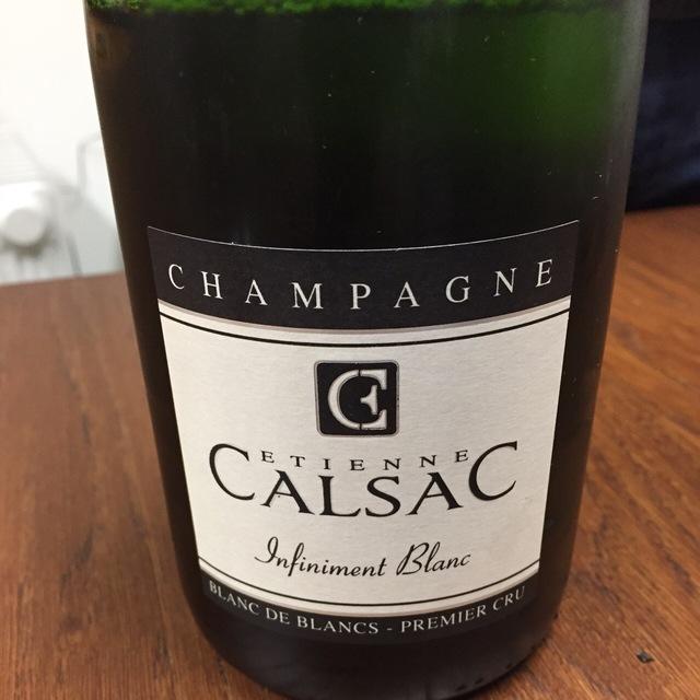 Infiniment Blanc de Blancs 1er Cru Champagne Chardonnay NV