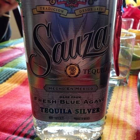 Sauza Silver Tequila NV (1000ml)
