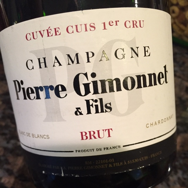 Cuvée Cuis 1er Cru Brut Blanc de Blancs Champagne Chardonnay NV