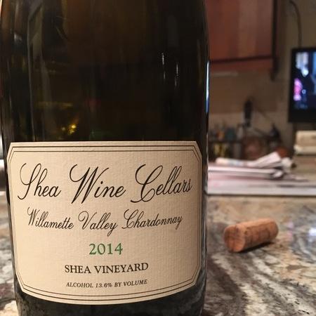 Shea Wine Cellars Shea Vineyard Chardonnay 2015