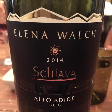Elena Walch Alto Adige Schiava 2016