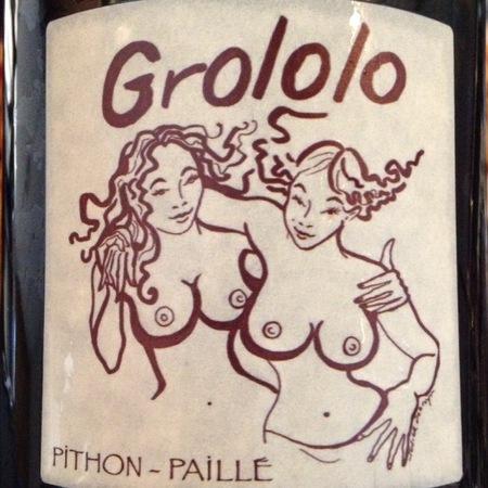 Pithon-Paillé Grololo Grolleau Noir 2016