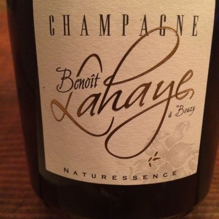 Benoît Lahaye Naturessence Champagne Blend NV