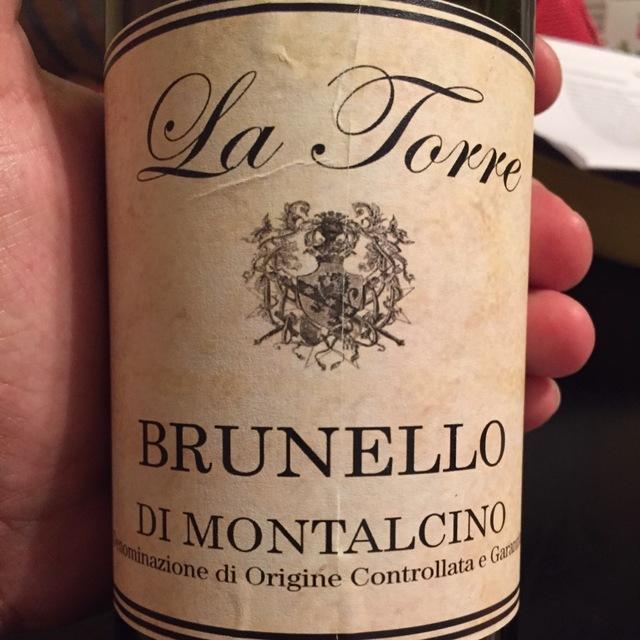 Brunello di Montalcino Sangiovese Blend 2010 (1500ml)