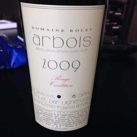 Domaine Rolet Tradition Arbois Poulsard-Trousseau Blend 2011