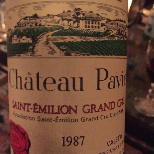 Saint-Èmilion Grand Cru Red Bordeaux Blend 2003