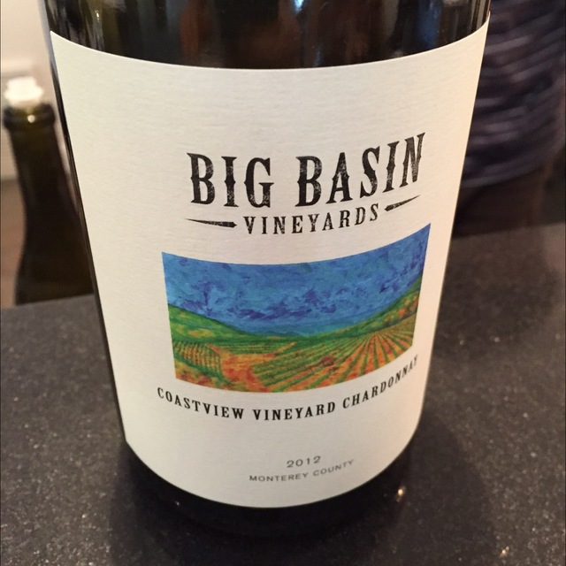 Coastview Vineyard Chardonnay 2013