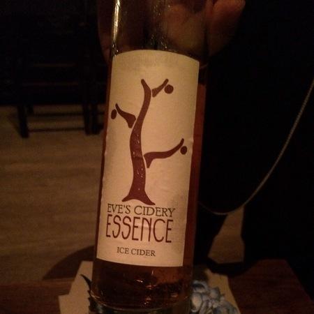 Eve's Cidery Essence Ice Cider NV (375ml)