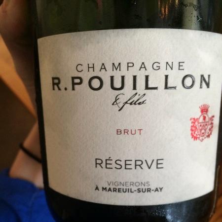 R. Pouillon & Fils Réserve Brut Champagne Blend NV