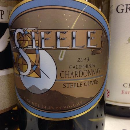 Steele Wines Steele Cuvée California Chardonnay 2014