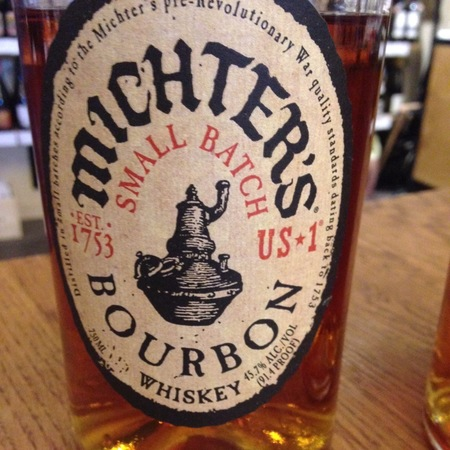 Michter's Small Batch US*1 Bourbon Whiskey NV